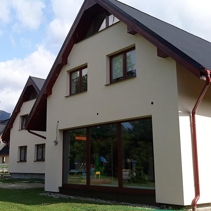 Moderná zateplená a odvetraná fasáda pre váš dom | Wall Systems - špecialisti na fasády